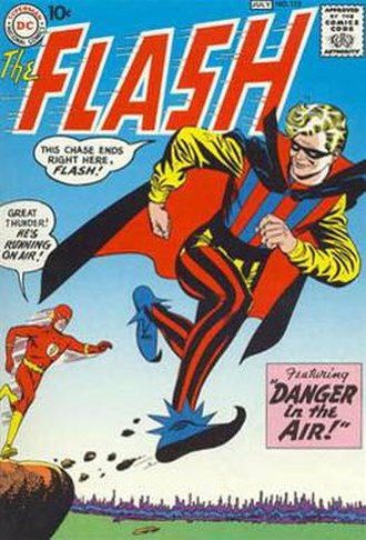 Trickster (comics) - Image: Flash 113