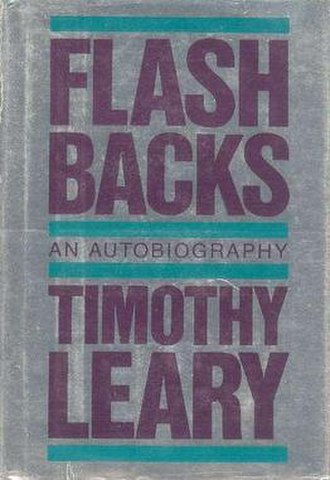 Flashbacks (book) - Cover of the first edition