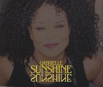 Gabrielle - Sunshine (studio acapella)