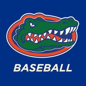 Florida Gators baseball - Image: Gators baseball logo