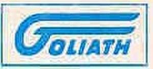 Goliath (company) - Image: Goliathcarlogo