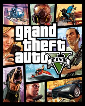 Grand Theft Auto V - Image: Grand Theft Auto V