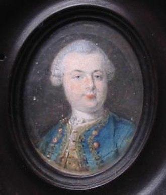 Granville Elliott - Granville Elliott (1713-1759) with permission from The Eliot Archives