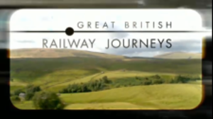 Great British Railway Journeys - Image: Great British Railway Journeys logo