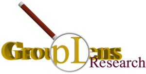 GroupLens Research - GroupLens logo