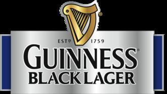 Guinness Black Lager - Guinness Black Lager