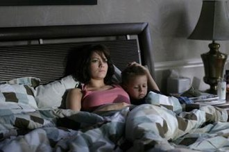 4 Years, 6 Months, 2 Days - Haley and Jamie in the season five premiere.