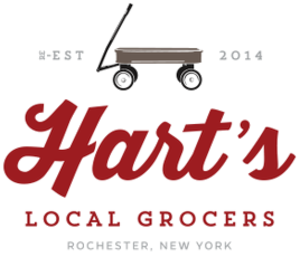 Harts Local Grocers - Image: Harts Grocers logo