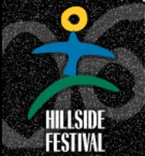 Hillside Festival - Image: Hillside Festival Logo