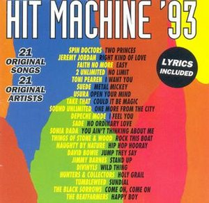 Hit Machine - Image: Hit Machine '93