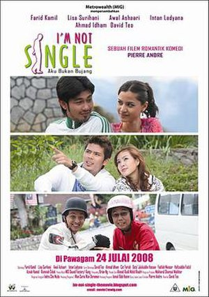 I'm Not Single - Image: I'm not single