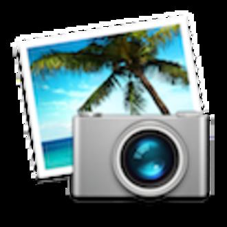 IPhoto - Image: I Photo 9.6 Icon