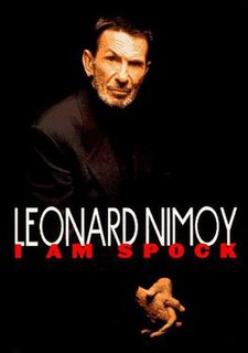 <i>I Am Spock</i> book by Leonard Nimoy