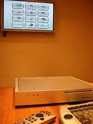 A media center system