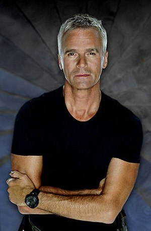 Jack O'Neill - Richard Dean Anderson as Jack O'Neill in a promotional photo for Stargate SG-1.