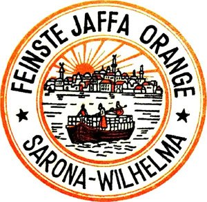 Jaffa orange - Jaffa Orange brand from Sarona