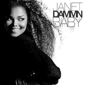Dammn Baby - Image: Janet Jackson Dammn Baby 2016