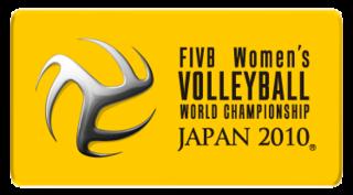 2010 FIVB Volleyball Womens World Championship