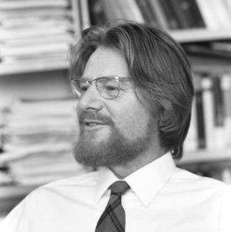 John Stewart Bell - John Stewart Bell, CERN, 1973