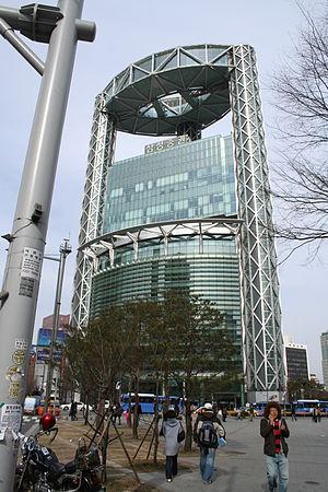 Jongno Tower - Jongno Tower