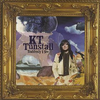 Suddenly I See - Image: KT Tunstall Suddenly I See (Vinyl)