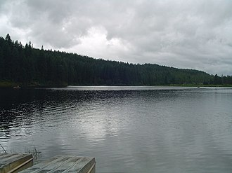 Bonner County, Idaho - Kelso Lake