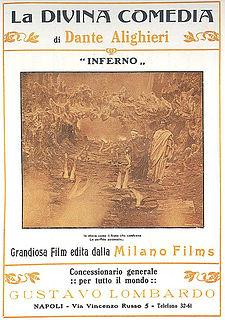 <i>LInferno</i> 1911 film by Francesco Bertolini, Giuseppe de Liguoro and Adolfo Padovan