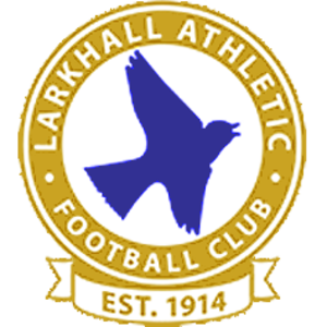 Larkhall Athletic F.C. - Image: Larkhall Athletic F.C. logo