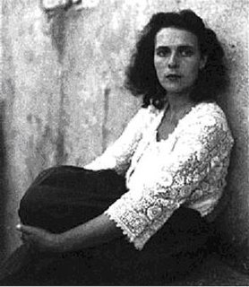 image of Leonora Carrington from wikipedia