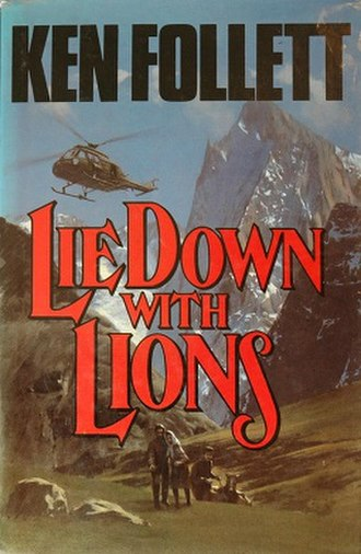 Lie Down with Lions - First edition