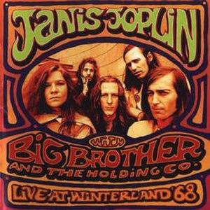 Live at Winterland '68 - Image: Liveinwinterland 68