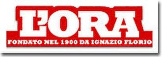 L'Ora - Image: Logo L'Ora