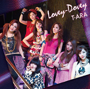 Lovey-Dovey (T-ara song) - Image: Lovey Dovey Regular