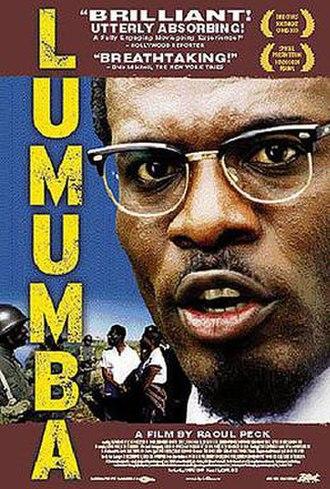 Lumumba (film) - Image: Lumumba 2000