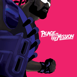Peace Is the Mission - Image: Major Lazer Peace Isthe Mission