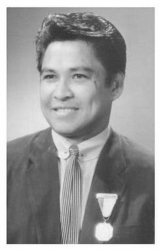 """Manuel Kabajar Cabase - """"Mahnee"""" Cabase, Manny Cabase"""