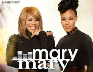 Mary Mary (TV series) - Tina Campbell and Erica Campbell