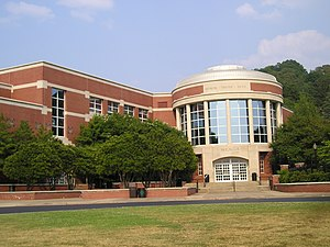 The McCallie School - The Sports and Activities Center