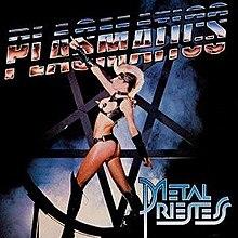 Plasmatics - Beyond The Valley Of 1984 / Metal Priestess