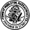 Official seal of Middleton, Massachusetts