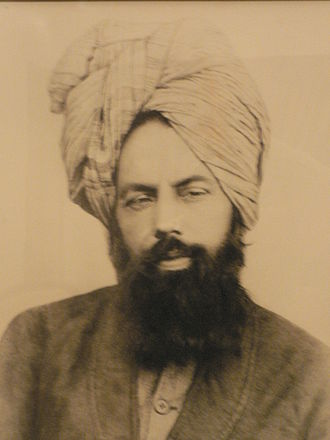 Unknown years of Jesus - Mirza Ghulam Ahmad, founder of the Ahmadiyya Muslim Movement