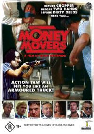 Money Movers - DVD Cover