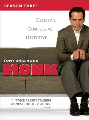 Monk (season 3) - Image: Monkseason 3