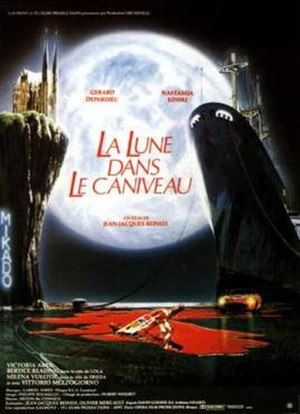 Moon in the Gutter - French film poster