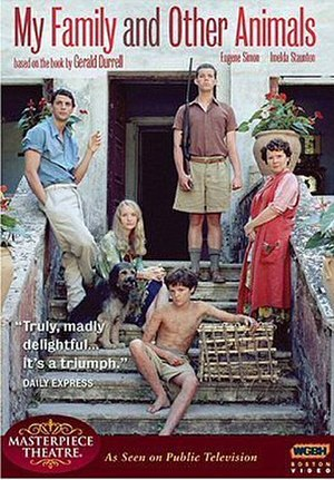 My Family and Other Animals (film) - Image: My Family and Other Animals 2005 film