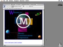 Mosaic (web browser) - Wikipedia