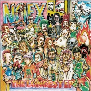The Longest EP - Image: NOFX The Longest EP cover