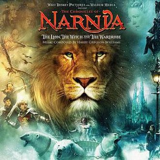 The Chronicles of Narnia: The Lion, the Witch and the Wardrobe (soundtrack) - Image: Narniacd
