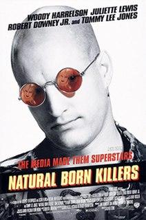 <i>Natural Born Killers</i> 1994 film by Oliver Stone
