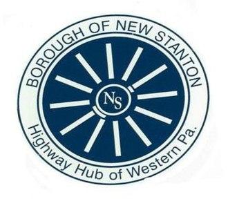 New Stanton, Pennsylvania - Image: New Stanton Borough Logo